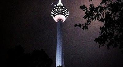Photo of Monument / Landmark KL Tower (Menara Kuala Lumpur) at 2 Jalan Puncak, Kuala Lumpur 50250, Malaysia