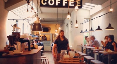Photo of Coffee Shop TAP Coffee No. 193 at 193 Wardour St, Soho W1F 8ZF, United Kingdom