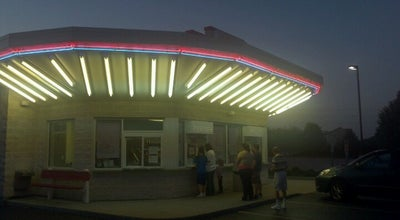 Photo of American Restaurant Greg's Frozen Custard at 1490 S Lake St, Mundelein, IL 60060, United States