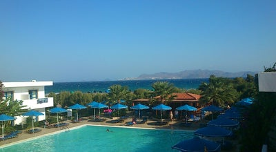 Photo of Hotel The Mitsis Ramira Beach Hotel at Psalidi, Kos, Dodecanese, Psalidi 85300, Greece