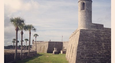 Photo of Historic Site Castillo de San Marcos at 1 S Castillo Dr, Saint Augustine, FL 32084, United States