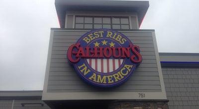 Photo of American Restaurant Calhoun's Maryville at 751 Watkins Rd, Maryville, TN 37801, United States