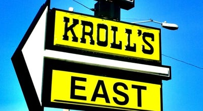 Photo of American Restaurant Kroll's East at 1658 Main St, Green Bay, WI 54302, United States