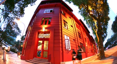 Photo of Museum Red Dot Design Museum Singapore at 28 Maxwell Rd., Singapore 069120, Singapore