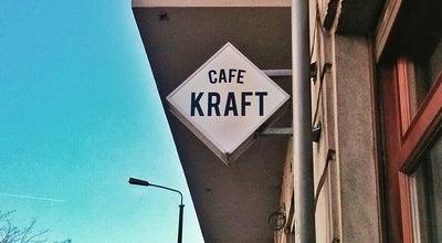 Photo of Cafe Cafe Kraft at Schivelbeiner Str. 23, Berlin 10439, Germany