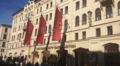 Photo of Hotel Hotel Vier Jahreszeiten Kempinski Munchen at Maximilianstrasse 17, Munich 80539, Germany