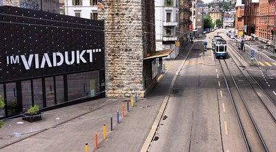 Photo of Tourist Attraction Im Viadukt at Viaduktsrasse, Zurich 8005, Switzerland