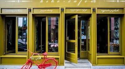 Photo of Cafe Bike Cafe at Świętego Antoniego 8, Wroclaw 50-073, Poland