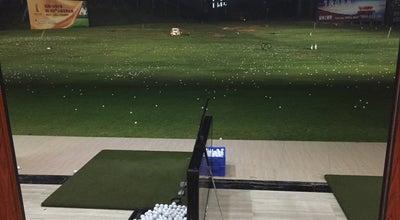 Photo of Golf Course 香蜜湖高尔夫球练习场 Xiangmihu Golf Driving Range at 福田区深南大道西段, Shenzhen, Gu, China