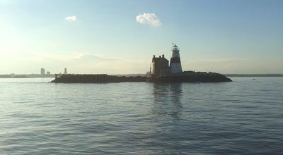 Photo of Lighthouse Execution Rocks Lighthouse at Long Island Sound, Port Washington, NY 11050, United States