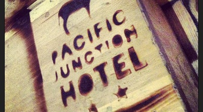 Photo of Bar Pacific Junction Hotel at 234 King St E, Toronto, On M5A 1K2, Canada