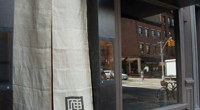 Photo of Asian Restaurant JINYA Ramen Bar NYC at 24 Greenwich Ave, New York, NY 10011, United States