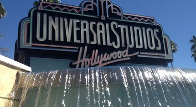 Photo of Outdoors and Recreation Universal Studios Hollywood Globe and Fountain at 100 Universal Plaza, Los Angeles, CA 91604, United States