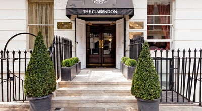 Photo of Hotel Grange Clarendon Hotel at 34-37 Bedford Pl, Camden Town WC1 B 5, United Kingdom