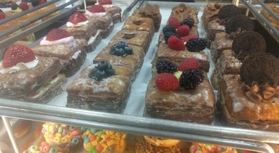 Photo of Donut Shop Colorado Donuts at 1578 Colorado Blvd, Los Angeles, CA 90041, United States