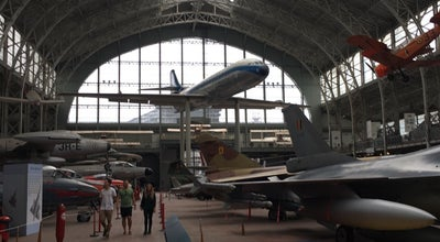 Photo of Tourist Attraction Brussels Air Museum at parc Du Cinquantenaire 3, Brussels 1000, Belgium
