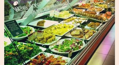 Photo of Supermarket Whole Foods Market at 63-97 Kensington High Street, London W8 5SE, United Kingdom