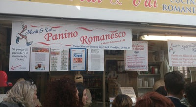 Photo of Italian Restaurant Mordi e Vai at Via B. Franklin, 12 E, Rome, Italy