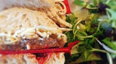 Photo of Sandwich Place Dundas Park Kitchen at 2066 Dundas Street W, Toronto, ON M6R 1W8, Canada