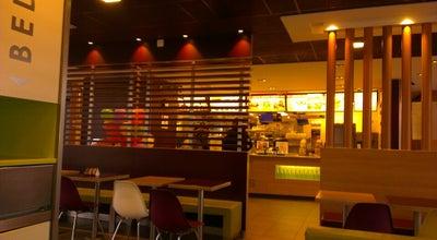 Photo of Fast Food Restaurant McDonald's at Mina Krusemanweg 4, Tilburg 5032 ME, Netherlands