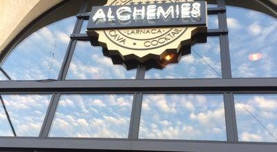 Photo of Modern European Restaurant Alchemies at Ermou 106-198, Larnaka City 6022, Cyprus