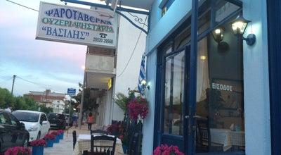 Photo of Fish Taverna Βασίλης at Κωνσταντινουπόλεως 244, Orestiáda 682 00, Greece