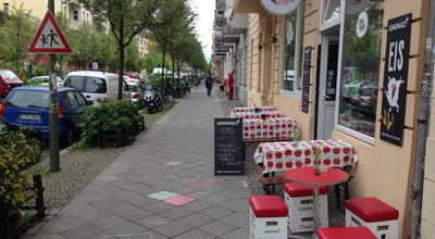 Photo of Cafe Kinderwirtschaft at Schreinerstr. 15, Berlin 10247, Germany