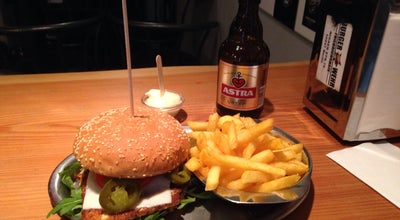 Photo of Restaurant Burgerwehr Friedrichshain at Rigaer Str. 75, Berlin 10247, Germany