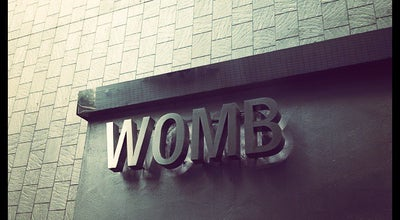 Photo of Nightclub WOMB at 円山町2-16, 渋谷区 150-0044, Japan