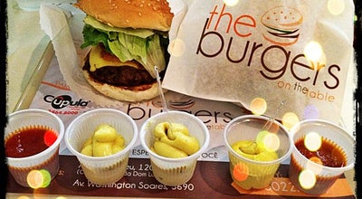 Photo of Burger Joint The Burgers On The Table at Av. Júlio Abreu, 120, Fortaleza 60160-230, Brazil