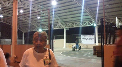 Photo of Basketball Court Cancha techada Col. Peña at Mexico