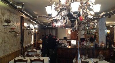 Photo of Italian Restaurant Ai Piantaleoni at Riva Longa, 25, Murano 30141, Italy