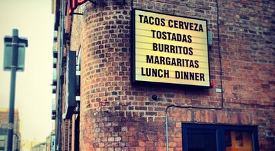 Photo of Mexican Restaurant Lucha Libre at 96 Wood Street, Liverpool L1 4DQ, United Kingdom