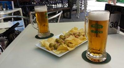 Photo of Nightlife Spot Cervecería Alblanca at Plaza Calderón De La Barca, Lorca, Spain