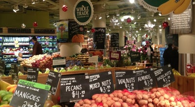 Photo of Supermarket Whole Foods Market at 87 Avenue Road, Toronto, ON M5R 3R9, Canada