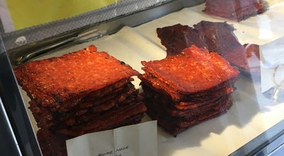 Photo of Chinese Restaurant Ling Kee Beef Jerky at 42 Canal St, New York City, NY 10002, United States
