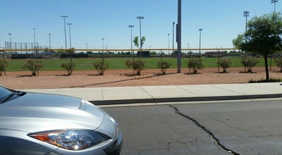 Photo of Baseball Field Padres Practice Fields at Peoria, AZ, United States