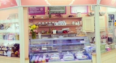 Photo of Cupcake Shop SÜTI at Gábor Áron, Budapest 1025, Hungary