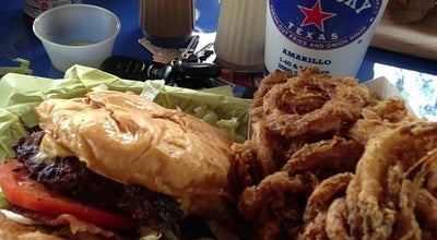 Photo of Burger Joint Blue Sky Texas at 4201 W Interstate 40, Amarillo, TX 79106, United States