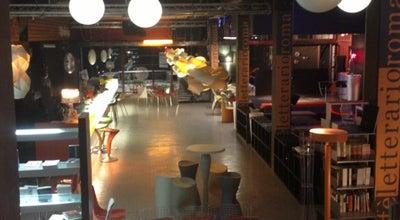 Photo of Italian Restaurant Caffe Letterario at Via Ostiense 95, Rome 00154, Italy