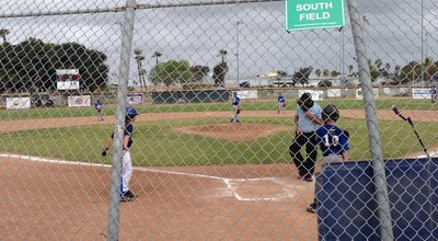 Photo of Baseball Field Ron Ortega Recreation Park at 222 Brooks Street, Oceanside, CA 92054, United States