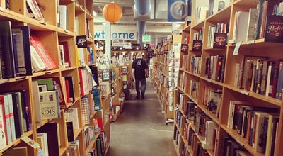 Photo of Bookstore Powell's Books on Hawthorne at 3723 Se Hawthorne Blvd, Portland, OR 97214, United States