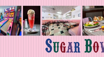 Photo of Ice Cream Shop Sugar Bowl Ice Cream Parlor Restaurant at 4005 N Scottsdale Rd, Scottsdale, AZ 85251, United States
