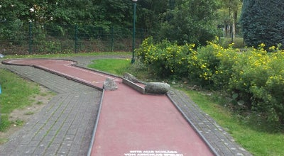 Photo of Mini Golf Minigolf at Dusseldorf, Germany