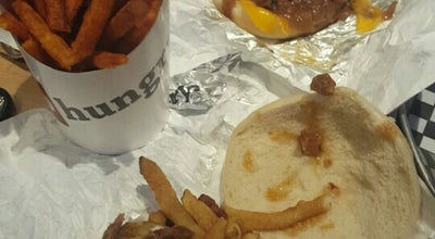 Photo of American Restaurant Union Burger at 1 Steeles Avenue East, Brampton, On L6W 4J4, Canada