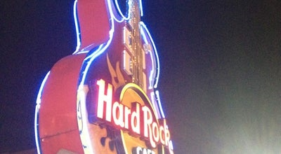 Photo of American Restaurant Hard Rock Cafe at Cl 81 13-05 L-011 Atlantis Plaza Shopping Mall, Bogota, Colombia