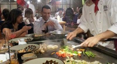 Photo of Japanese Restaurant Benihana at 100 Front St. W, Toronto M5J 1E3, Canada