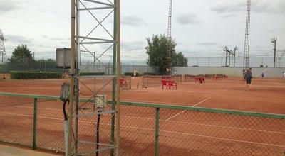 Photo of Tennis Court Blauwe Regen at Koeisteerthofdreef 125, Mortsel 2640, Belgium