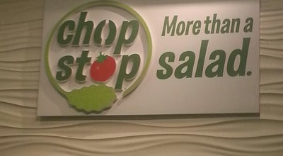 Photo of American Restaurant Chop Stop at 1001 N. San Fernando Blvd. #110, Burbank, CA 91504, United States