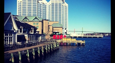 Photo of Harbor / Marina Waterfront Boardwalk at Harbour, Halifax, NS B3J 1S2, Canada